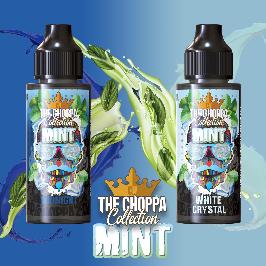 The Choppa Collection - Mint Range